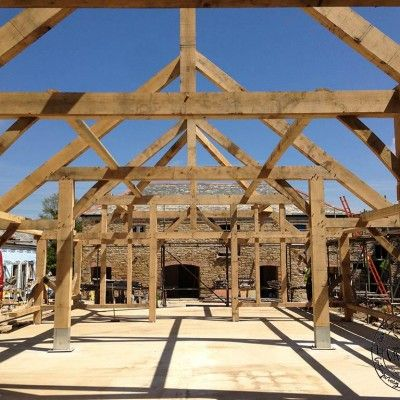 Timber Frame Home Builders in Pennsylvania